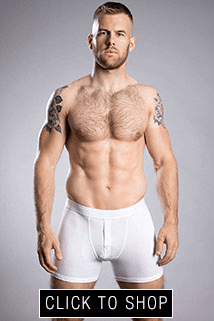 HOM Classic Boxer Briefs with buttons