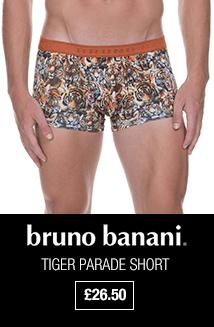Bruno Banani Tiger Parade Short