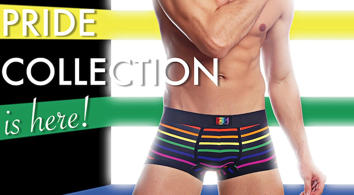 The Pride Collection – from Garçon Model
