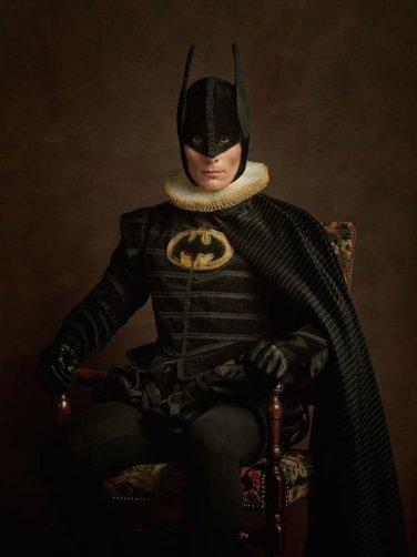 Batman Elizabethan