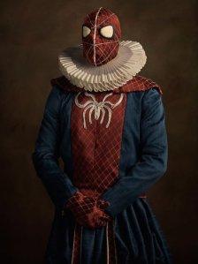 Spiderman Elizabethan