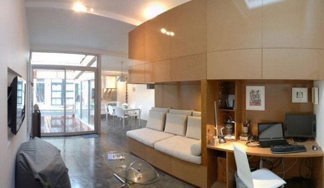 Maison Garage Passage Buhan Haus
