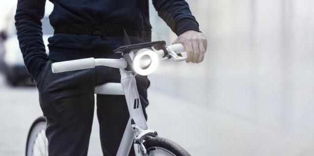 COBI Urban Smartphonehalterung LED Tagfahrlicht