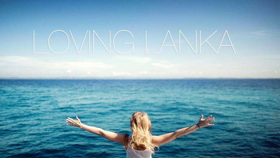 Loving Lanka Sri Lanka Sebastian Linda Merr Frau Ausgestreckte Arme Urlaub