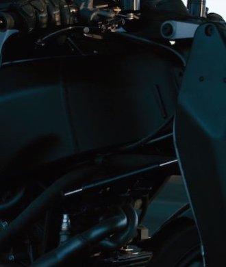 Ronin Motor Works 47 Ronin Samurai Buell Magpul Ronin Harley Motorrad Unique Custom