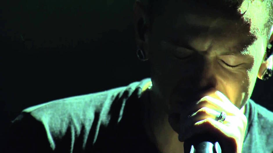Linkin Park Chester Bennington Rolling in the Deep Adele Cover iTunes Festival Mikrofon Sänger