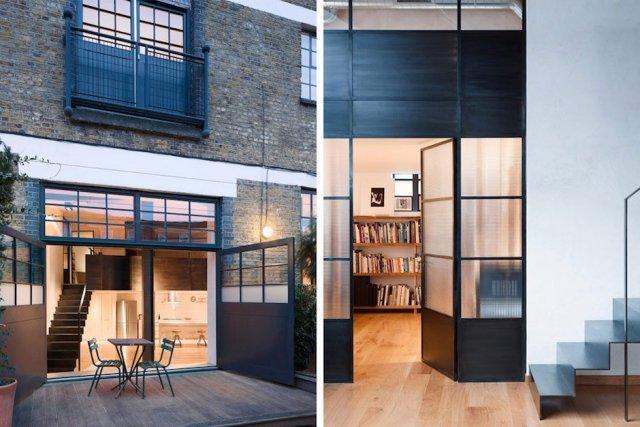 sadie snelson architects warehouse east london terrasse