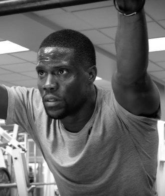 Kevin Hart Nike Training Workout Fitness Fitnessstudio Gym Schweiß schwitzen Sport Fitness