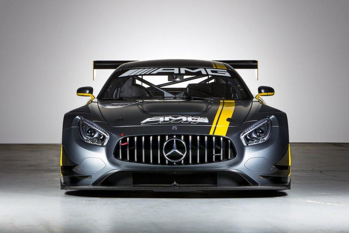Cigarette Racing Team 41' SD GT3 Boot Mercedes-AMG GT3 Racecar Rennwagen