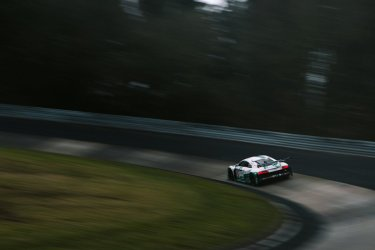 Audi-R8-LMS-Karussell Nordschleife