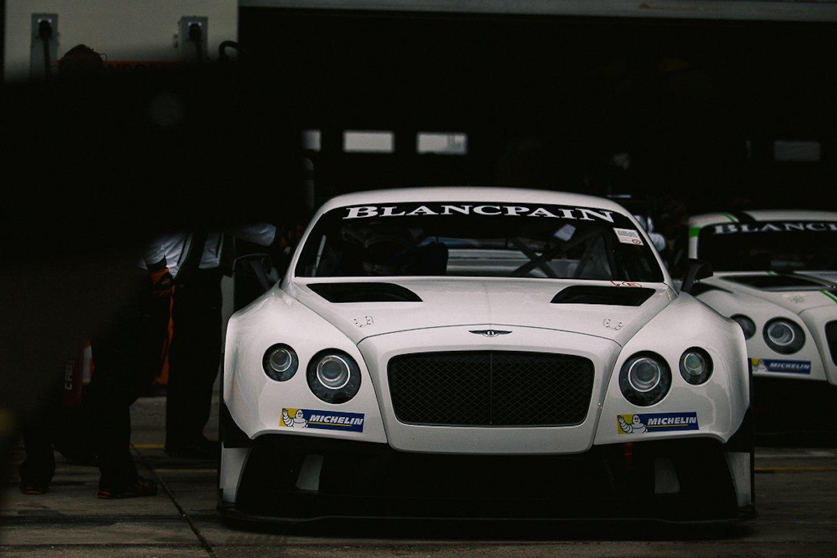 Bentley-Continental-GT3-Front