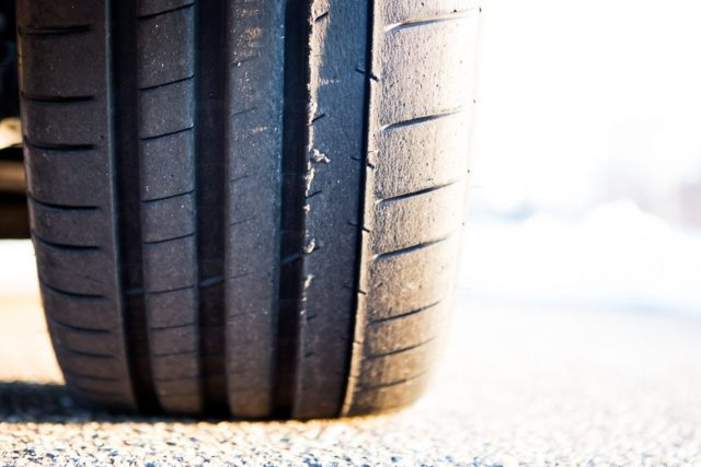 Ford Focus RS Michelin Sport Pilot Profil