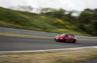 VW-Golf-GTI-Clubsport-S-Bilster-Berg-Steigstrecke