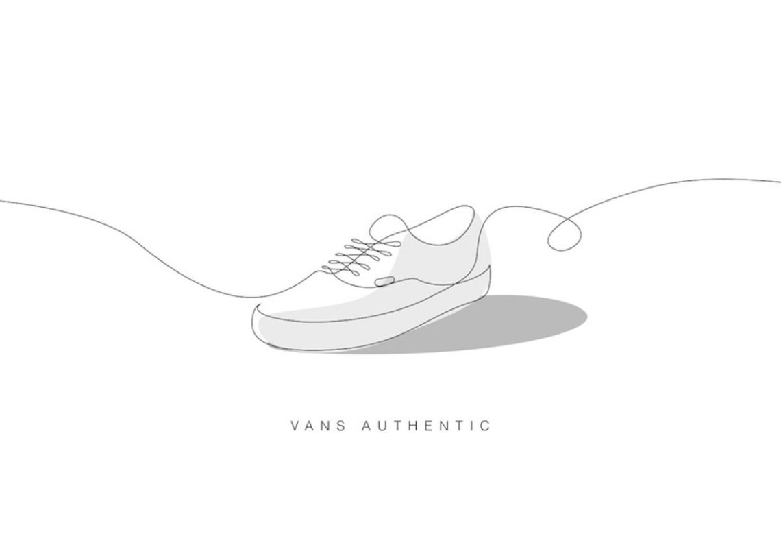 one-line-vans-authentic