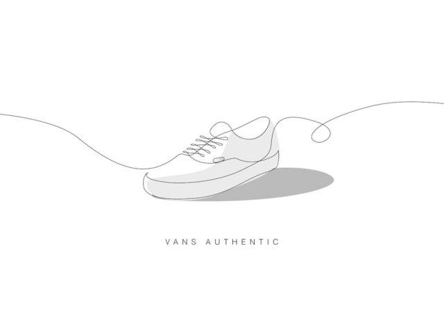 one-line-vans-authentic