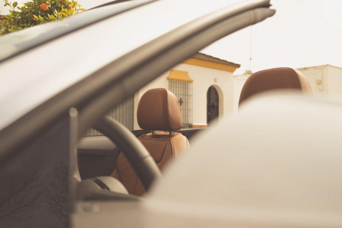 Audi A5 Cabriolet 3.0 TDI Leder Innenraum Sitze Nackenheizung Detail