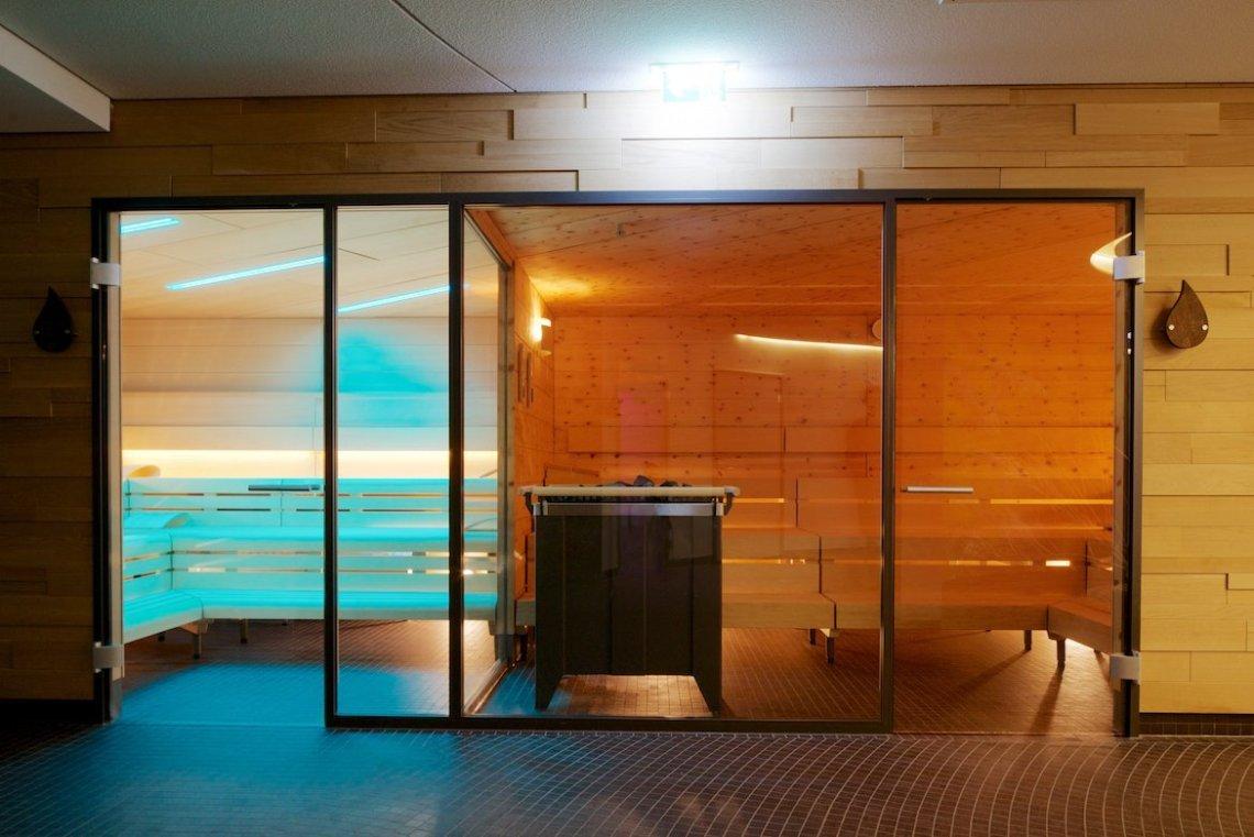 Bio Seehotel Zeulenroda Panorama Spa Sauna Aufgüsse Licht Stimmung Wohlfühlen