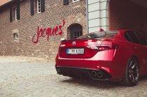 Alfa Romeo Giulia Quadrifoglio rot Jacques Weindepot