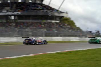 Matthias Ekström Audi RS5 DTM Nürburgring