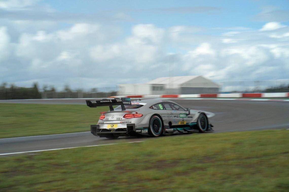 Gary Paffett C63 AMG DTM Nürburgring