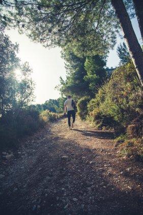 Wanderweg Guadalest