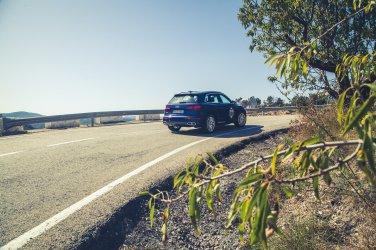 Audi SQ5 Landstraße Valencia