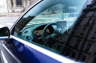 Audi Lenkrad Display Armaturenbrett