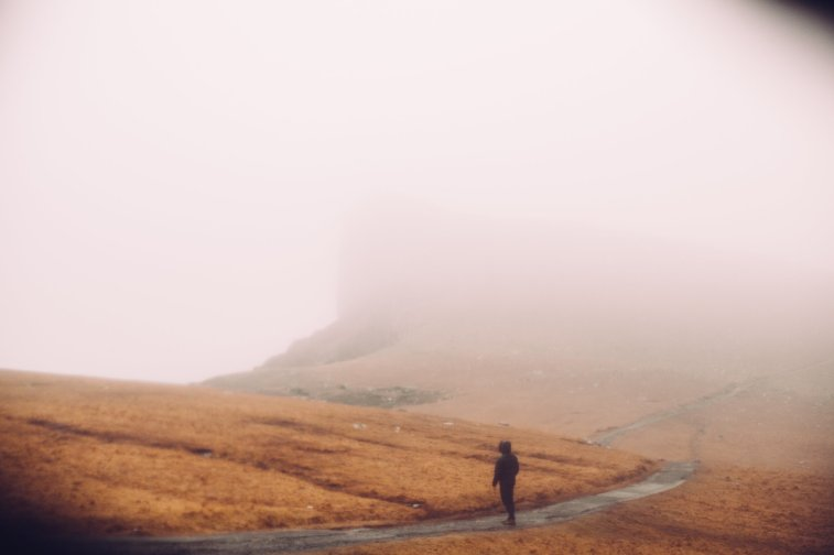 Fog Scotland