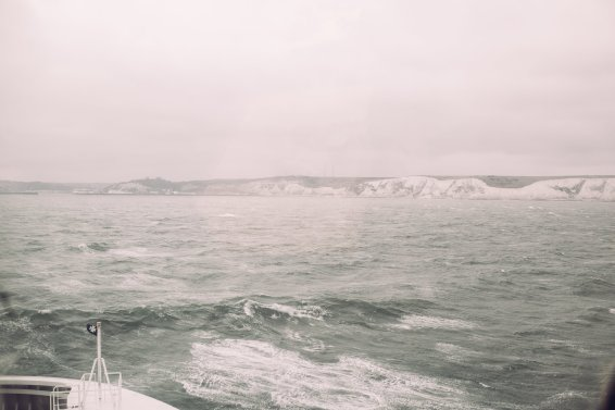 Fähre DFDS Seaways Dünnkirchen Dover