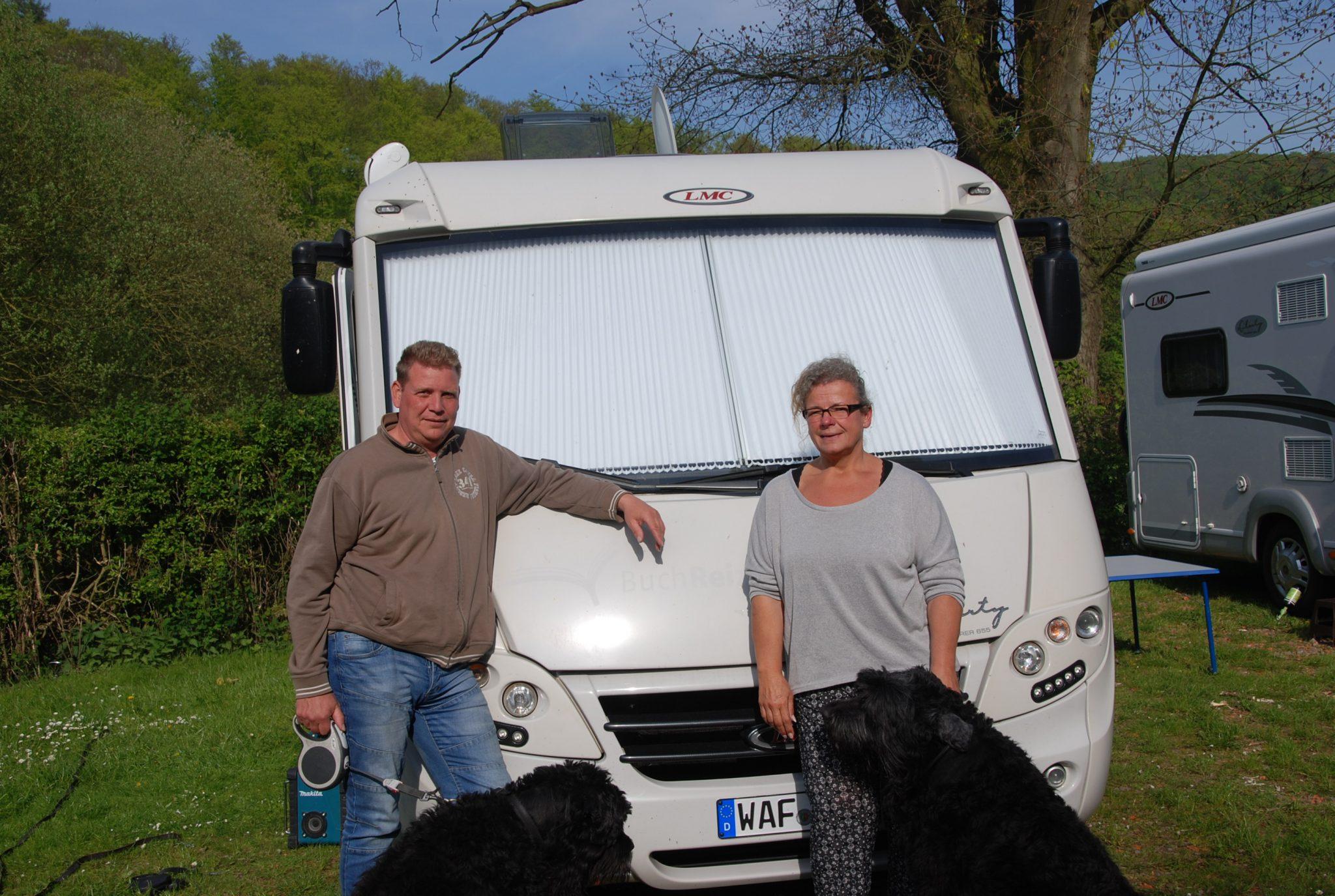 Myriam & Stefan, 5-Sterne-Reise FREEONTOUR mit LMC 2017