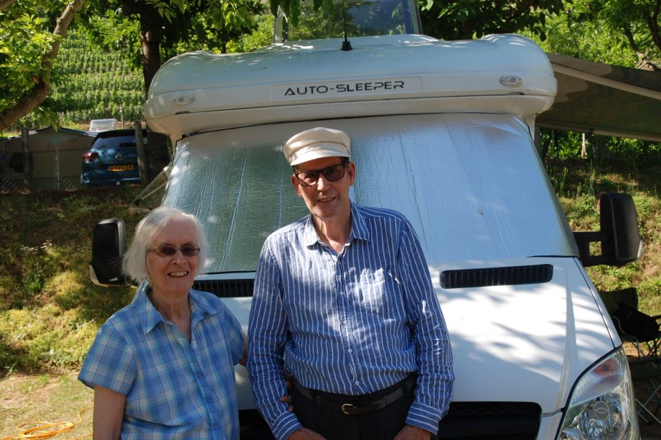 Ann & Peter, Picturesque Provence Tour 2017