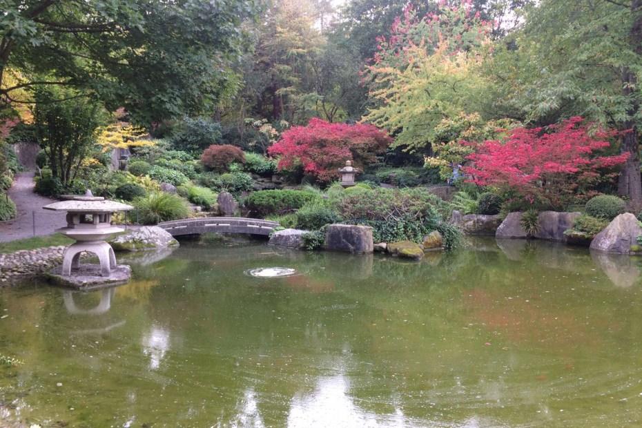 """Japanese garden """"Ohmi - no - aiwa"""" Würzburg"""