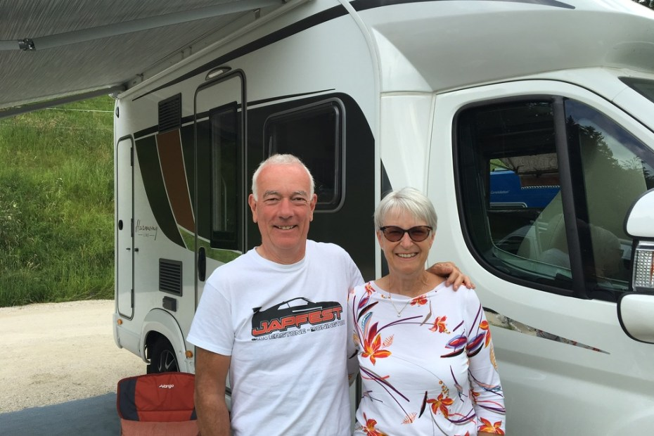 Customer Review Jane & Mark Amazing Alpine Roads 2018