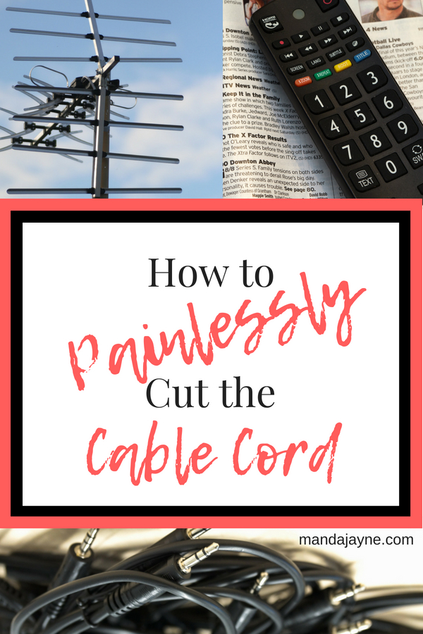 How to Cut Cable