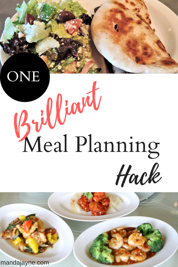 meal plan hack