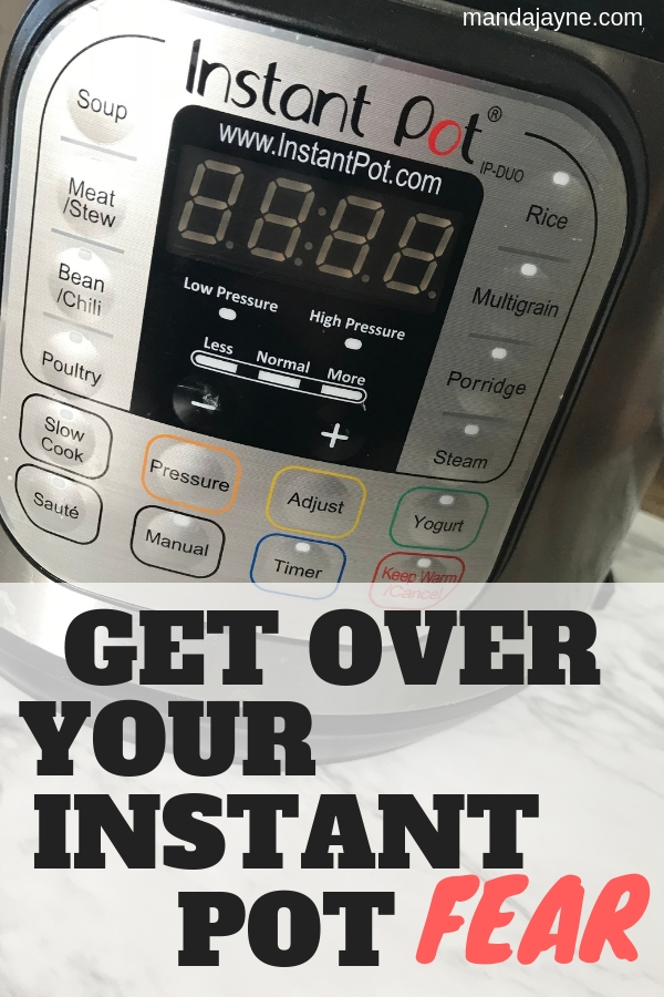 How to use your new instant pot! This breaks down how to use your new pressure cooker! Includes how to do the water test for your instant pot!