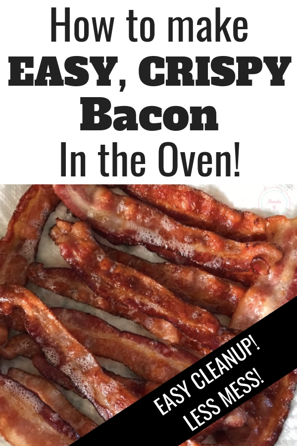 Picture of Bacon with Text Overlay