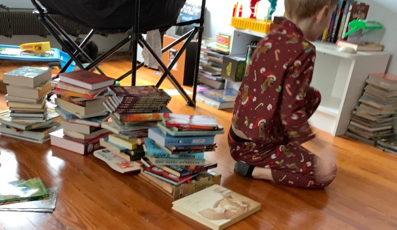 Helping Kids Declutter and Clean