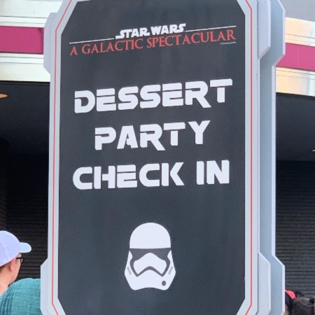 The Star Wars: A Galactic Spectacular Dessert Party Review