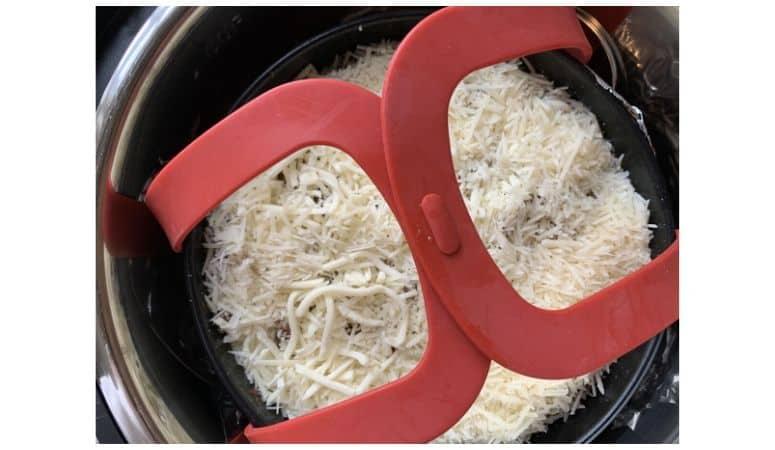 instant pot sling inside pot