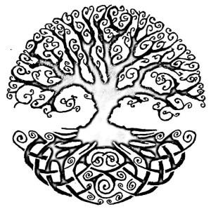 Mandala da colorare mandala come art therapymandala da for Albero della vita da stampare e colorare