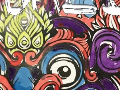 mandala da colorare bali copertina
