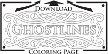Download Ghostlines Coloring Page