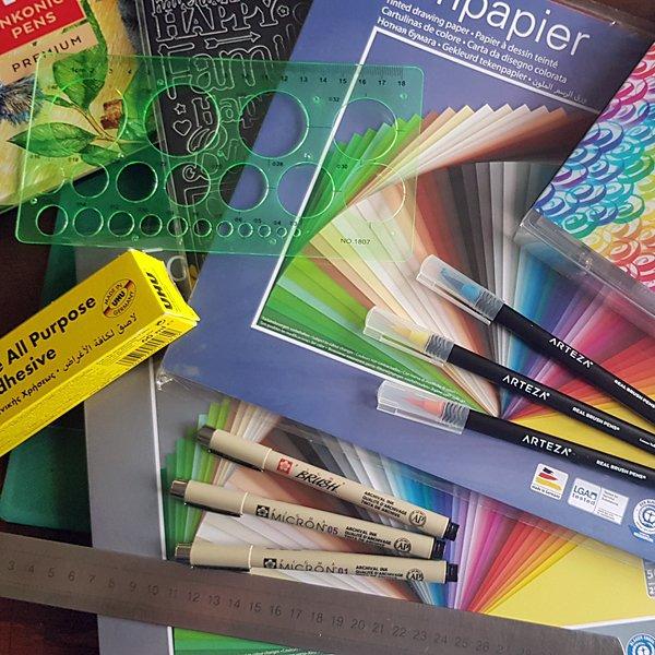 Best art & craft suppliers online