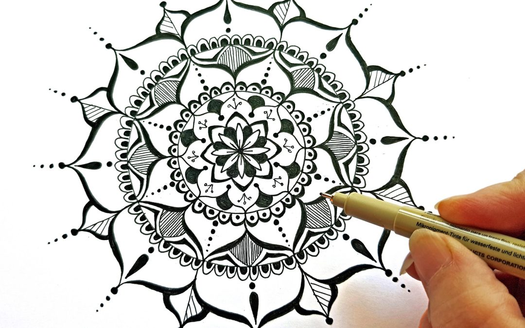 Mandala Art Classes | Live online workshops