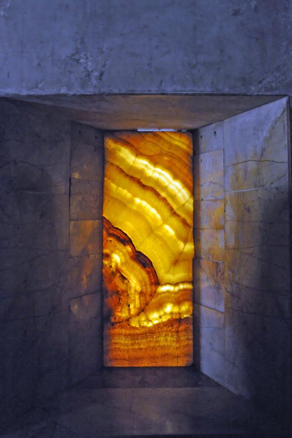 Alabaster window, Mausoleum of Galla Placidia