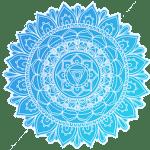 Vishuddha || THROAT CHAKRA MANDALA