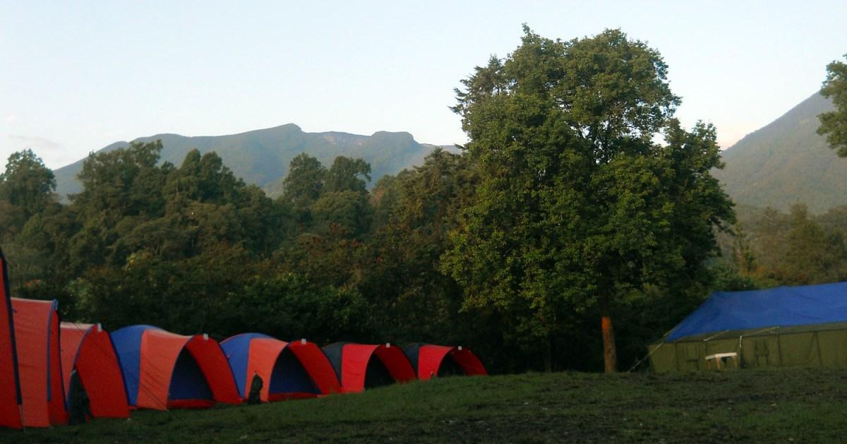 Paket Camping Mandalawangi Cibodas
