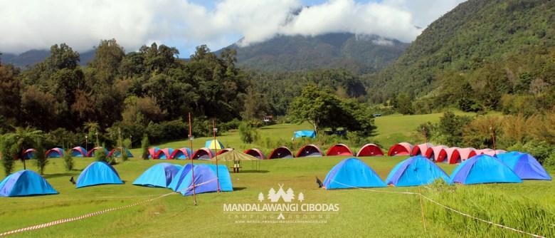 camping seru di bukit golf cibodas