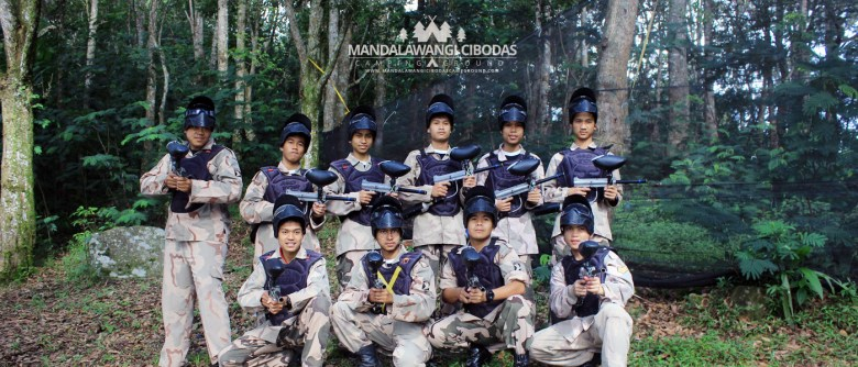 war games paint ball mandalawangi cibodas